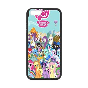 My Little Pony iPhone 6 4.7 Inch Cell Phone Case Black Vepdw