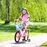 WIOSEIOC Bicycle Training Wheels, Thicken