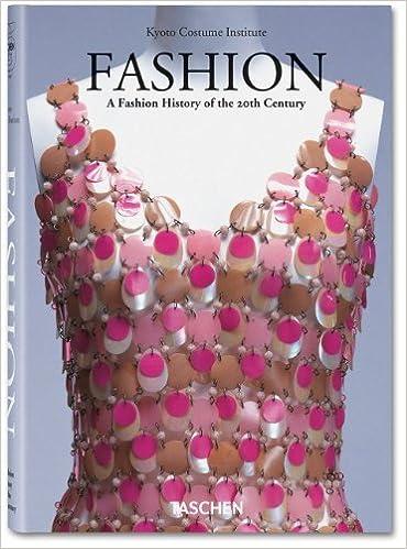 Moda: una historia desde el siglo XX. Kyoto Costume Institute: KYOTO (536066): 9783836536066: Amazon.com: Books