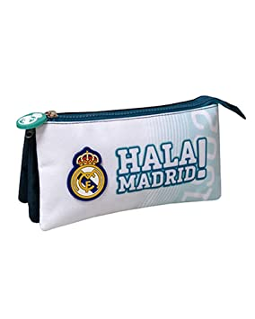 Real Madrid PT-283-RM Portatodo Triple