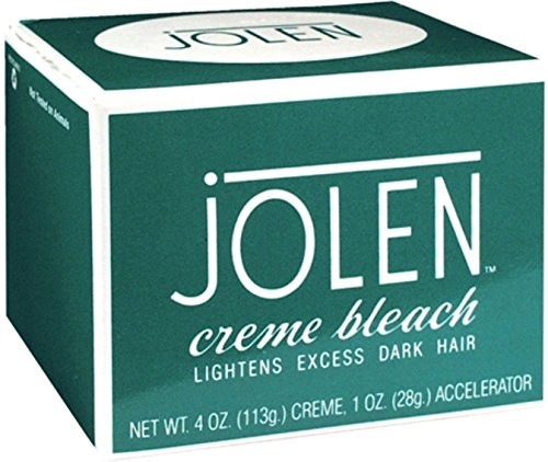 Jolen Creme Bleach Original 4 oz (Pack of 12) by Jolen