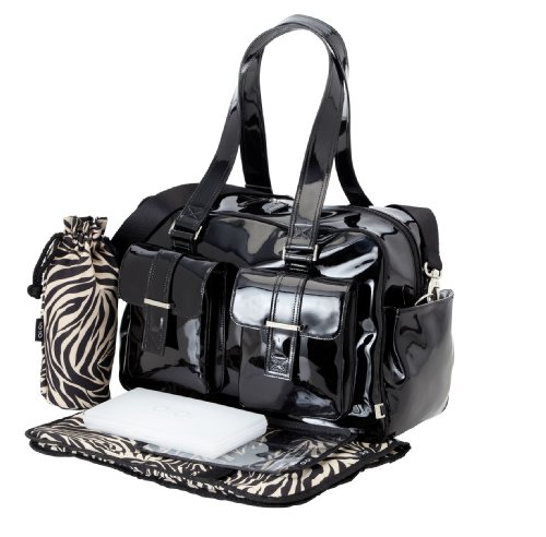 oioi-patent-carryall-diaper-bag-black