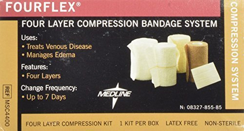 4 layer compression dressing - 2
