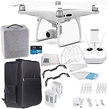 DJI Phantom 4 PRO Quadcopter Essentials Backpack Bundle Kit