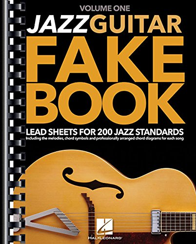 Jazz Guitar Fake Book Standards product image