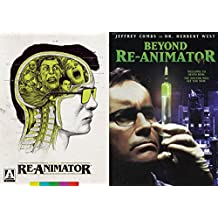 American science-fiction horror comedy Double Feature Film- Re-Animator (Special Edition) & Beyond Re-Animator