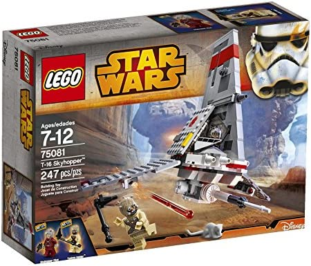 Amazon Com Lego Star Wars T 16 Skyhopper Toy Toys Games Womp rats were large, omnivorous rodents native to tatooine, widely considered to be pests. lego star wars t 16 skyhopper toy