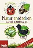 Natur entdecken - Käfer, Kröte & Co.
