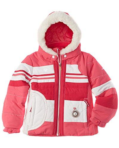 Obermeyer Girls Girls' snowdrop Jacket, 4, Pink by Obermeyer