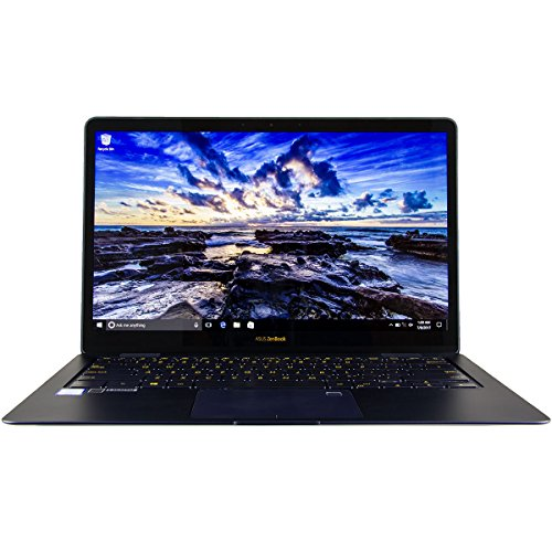 CUK ASUS ZenBook 3 Deluxe UX490UA Ultrabook (Intel i7-8550U 16GB RAM 1TB NVMe SSD Windows 10 Pro 14