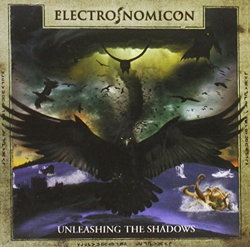 Electronomicon: Unleashing the Shadow (Audio CD)