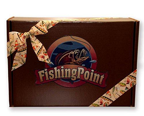 Gone Fishing! Gourmet Fisherman's Gift Basket (Sams Chocolate Chip Cookies)