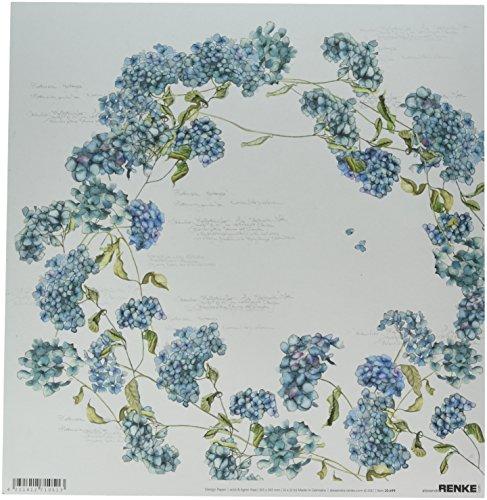 (Alexandra Renke Hydrangea Autumn Design Paper 12