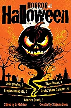 Horror at Halloween [The Whole Book] by [Jones, Stephen]