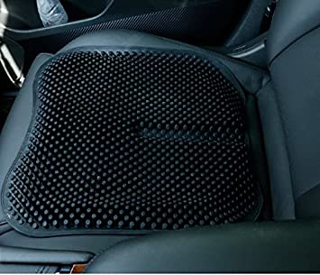 Gel Seat Cushion Driving Chair Massage Comfortable Breathable Car Mat Silicone