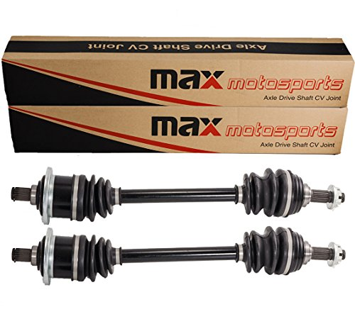 - Max Motosports Front Left & Right Axle Drive Shaft CV Joint for Arctic Cat 400 500 2x4 4x4 2002 2003 2004