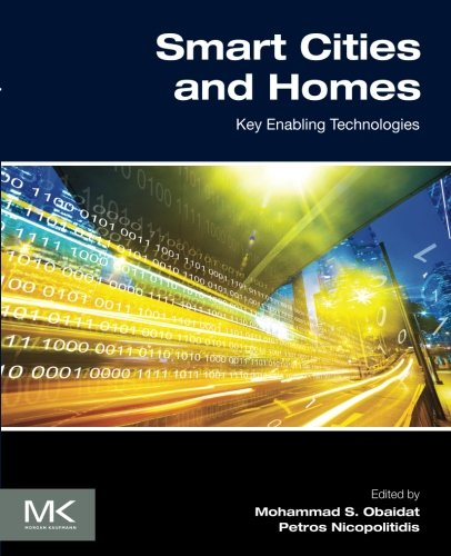 Smart Cities And Homes  Key Enabling Technologies