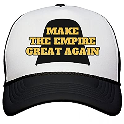 Make The Empire Great Again: Snapback Mesh Trucker Hat