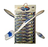 1000 Toothbrushes Wholesale Lot Standard Classic Medium Soft Toothbrush