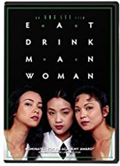 Three grown women live with their widowed father, a master chef in Taipei, Taiwan. Directed by Ang Lee.