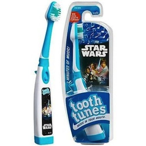 Tooth Tunes Star Wars Tooth Brush - Soft