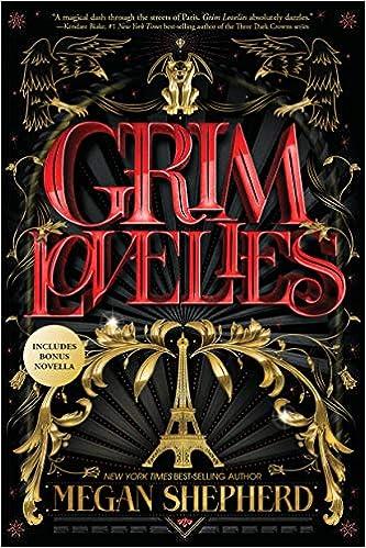 Grim Lovelies: Megan Shepherd: 9780358108238: Books - Amazon ca
