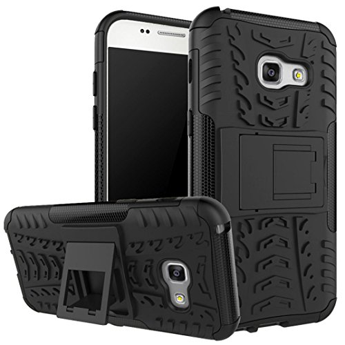 Slim Shockproof Case for Samsung Galaxy A3 (Blue) - 4