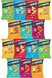 Popcorners Variety Pack Sampler, 1 Ounce by Variety Fun (14 Count)