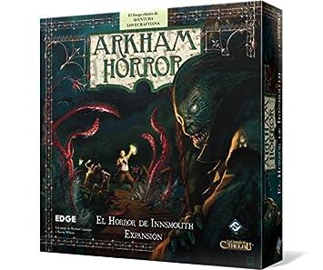 Arkham Horror: Innsmouth Horror Expansion: Amazon.es ...