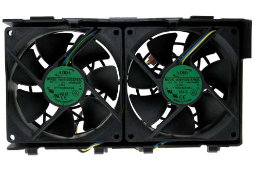 (Genuine HP Workstation XW6200 / XW6400 Dual Fans Bracket Assembly Kit)