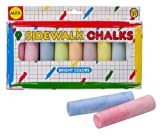 : ALEX Toys Artist Studio 9 piece Jumbo Sidewalk Chalks