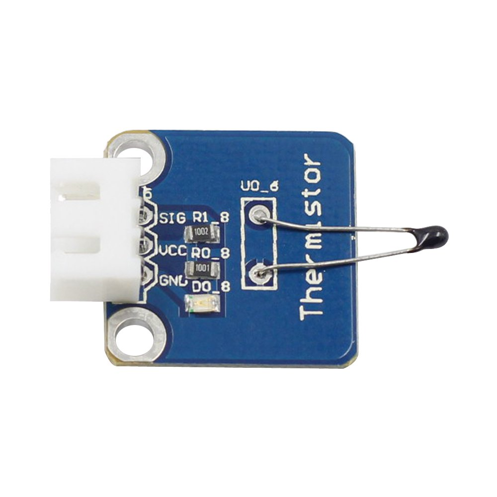 Sunfounder Ntc Thermistor Sensor Module For Arduino And Raspberry Pi Circuit Measuring Temperature Using A Industrial Scientific