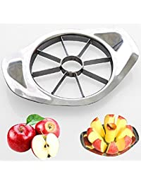 Investment Stainless Steel Apple Corers Cut Apples Corer Slicer Easy Cutter Cut Fruit Knife Cutter (Pack of 2) opportunity