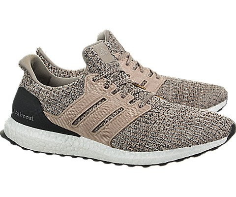 adidas Ultraboost 4.0 Shoe - Men's Running 11 Ash Pearl/Core Black