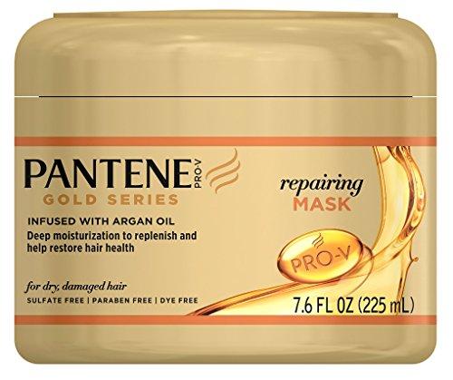 Pantene Pro-V Gold Series Repairing Mask, 7.6 fl oz