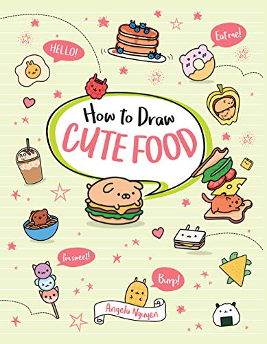 Book Cover: How to Draw Cute Food