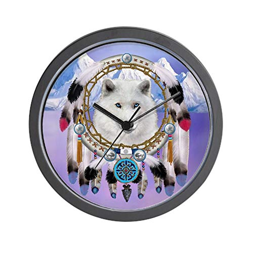 CafePress Native American Wolf Spirit Unique Decorative 10
