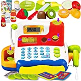 FUNERICA Durable Cash Register Toy for Kids | with