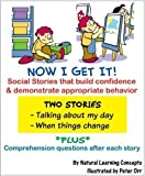 Social Story - Talking About My Day & When Things Change (Now I get it - Social Stories, Talking about my day & When things change)