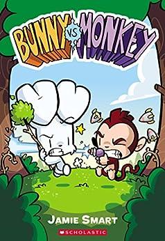 Bunny vs. Monkey by [Smart, Jamie]