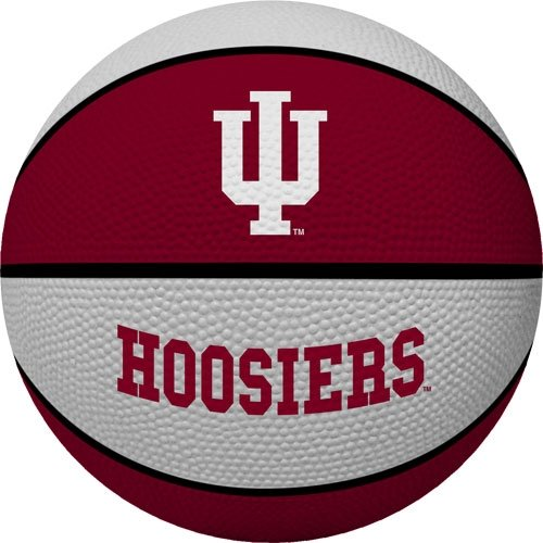 Indiana University Ncaa - NCAA Indiana Hoosiers Crossover Full Size Basketball by Rawlings