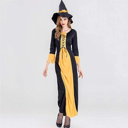 Ambiguity Disfraz de Halloween Mujer Trajes de Baile de Disfraces ...