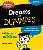 Dreams for Dummies, Penney Peirce, 0762410841
