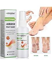Athletes Foot Spray,Traitement Antifongique,Traitement pied, traite efficacement le pied du pied, guerit et previent les infections fongique