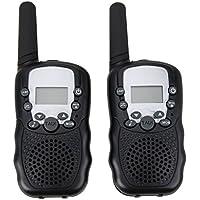 2 Piece Children Two Way Twin Walkie-Talkie Radios - Range 3 km for Children Gift