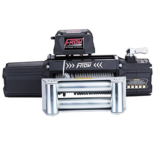 FROM ANT Series Electric Winch 9500lbs 5.5hp Jeep Winch FA9.5
