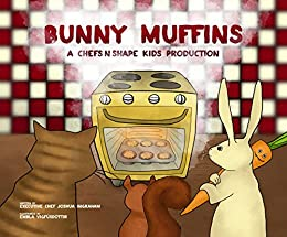 Books kids Bunny Muffins Cooking ebook product image