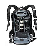 Best YAAGLE Laptops For Photographies - YAAGLE Waterproof Nylon Anti-shock Anti-theft DSLR Camera Bag Review