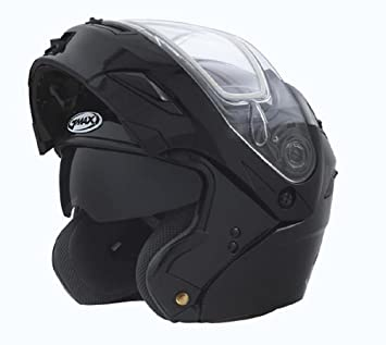 4ff77139 Amazon.com: GMAX GM54S Modular Men's Street Motorcycle Helmet ...