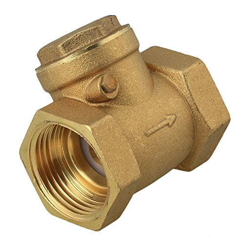 Swing Check Valve (Gold) - 9